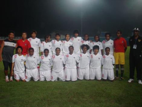 Sepakbola wanita